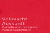 Verkehrszentralregister RA Patrick Lauterbach